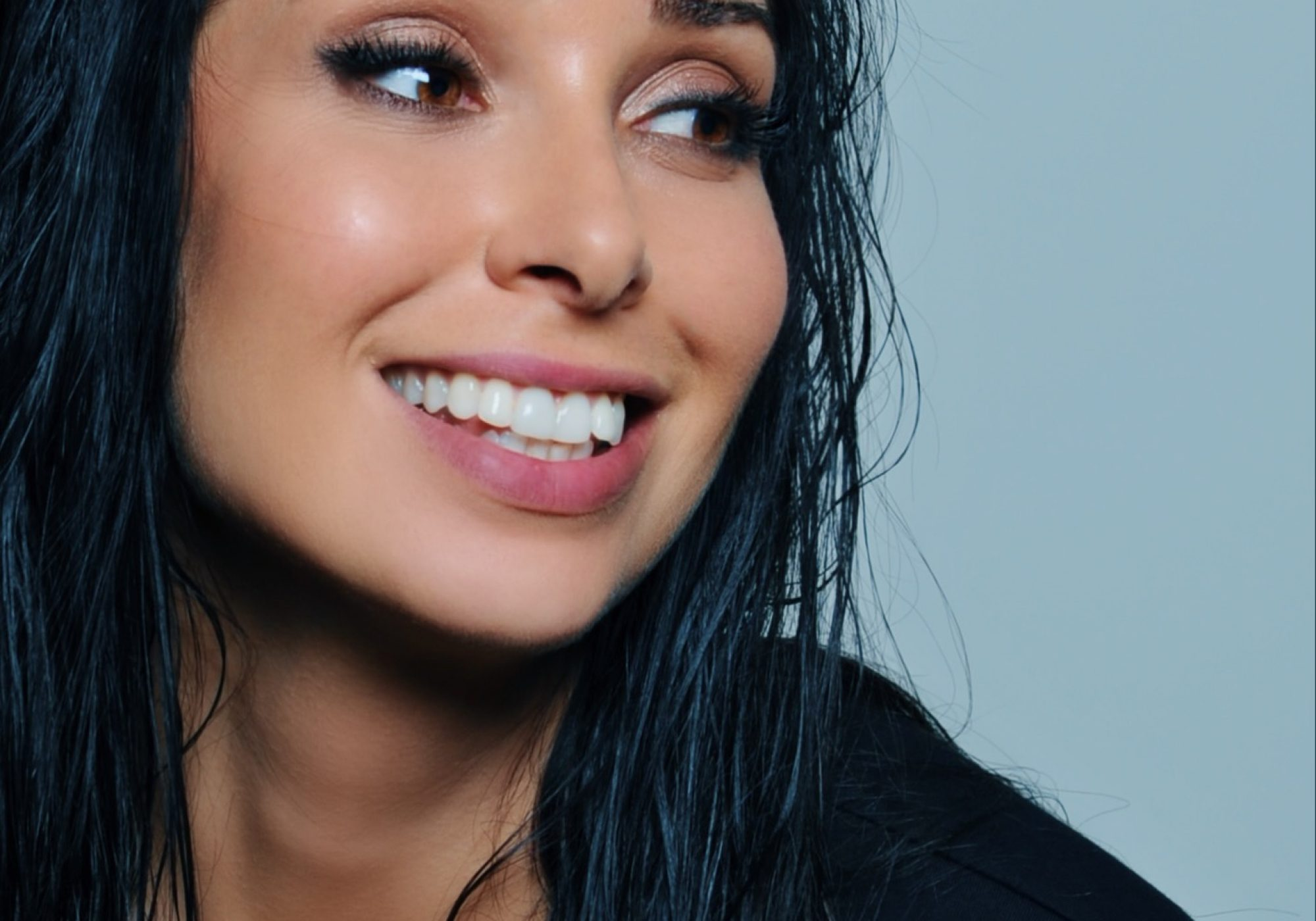 Diana Miro smile